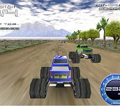 Hra - Monster Truck Adventure 3D