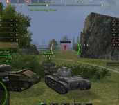 Hra - Ground War: Tanks