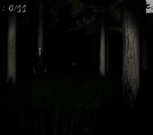 Hra - Slender the Cursed Forest