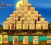 Hra - Pyramid Solitaire Ancient Egypt