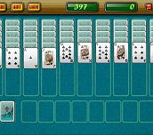 Hra - Spider Solitaire 23