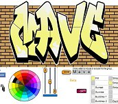 Hra - Graffiti Creator: Chrome5