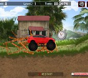 Hra - Offroad Madness 3