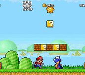 Hra - Super Mario Star Scramble 2
