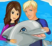 Hra - My dolphin show