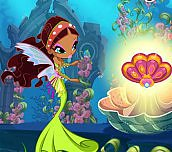 Hra - Winx Club Mermaid Layla
