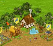 Hra - Goodgame Big Farm