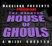 Hra - House of Ghouls new